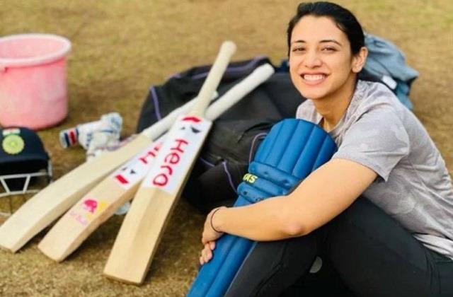 National Crush स्मृति मंधाना ने 9 साल में शुरू किया क्रिकेट खेलना, मां नहीं चाहती थी क्रिकेटर बनें बेटी