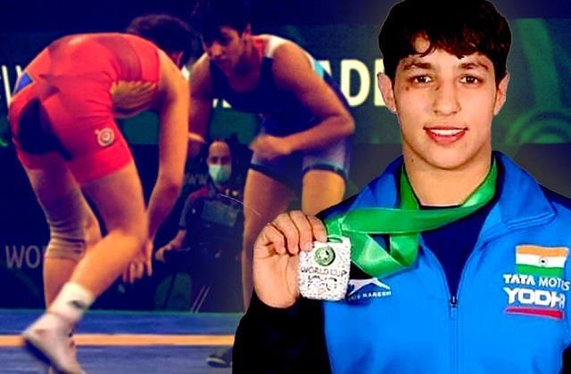 टोक्यो ओलंपिक 'दंगल' में उतरेंगी 19 साल की हरियाणवी छोरी, 13 साल की उम्र से कर रही कुश्ती