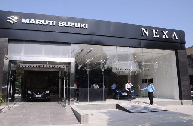 maruti suzuki nexa network completes six years