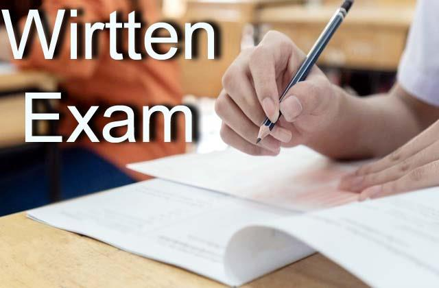 written exam of army recruitment on july 25 at vallabh college in mandi