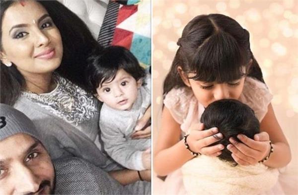 harbhajan s wife s pain spilled