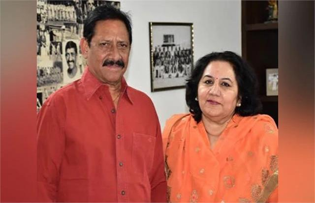 on the birth anniversary of former minister chetan chauhan wife said