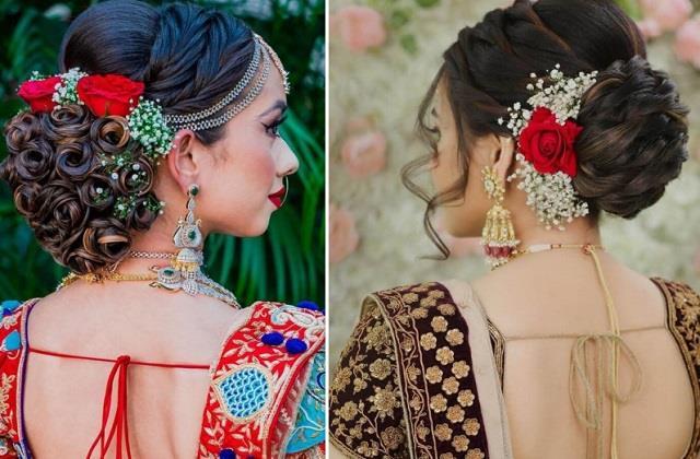 Brides में बढ़ा गुजराती ब्राइडल हेयरस्टाइल का क्रेज