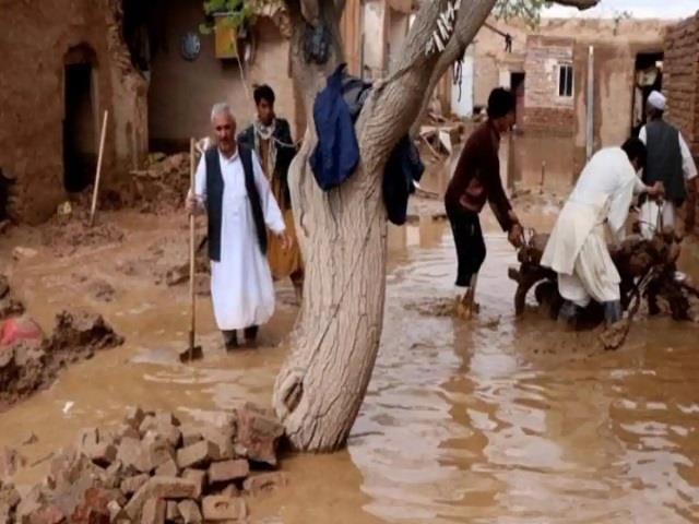 40 killed in afghanistan s kamdish after flash floods