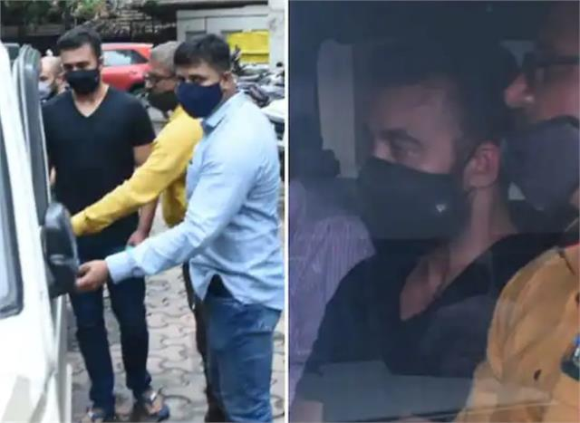 national news punjab kesari shilpa shetty raj kundra mumbai police