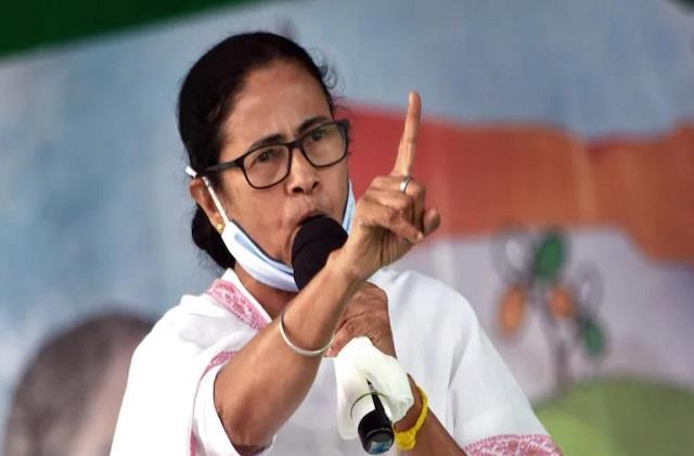 mamta banerjee will reach the farmers parliament