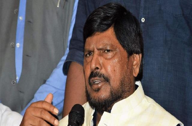 athawale said  modi s fair will not be played in the next lok sabha elections