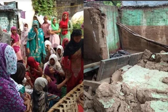 rain wreaks havoc in up 9 people killed in separate incidents