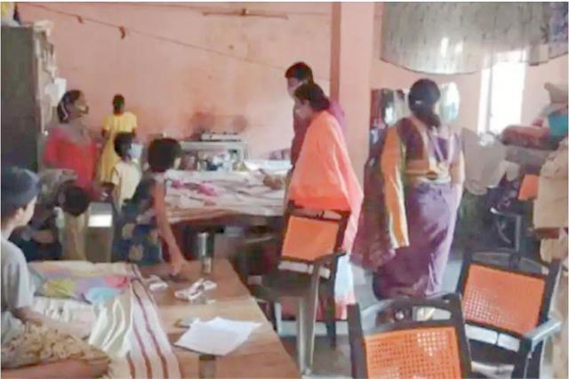 kushinagar action on orphanage being operated illegally