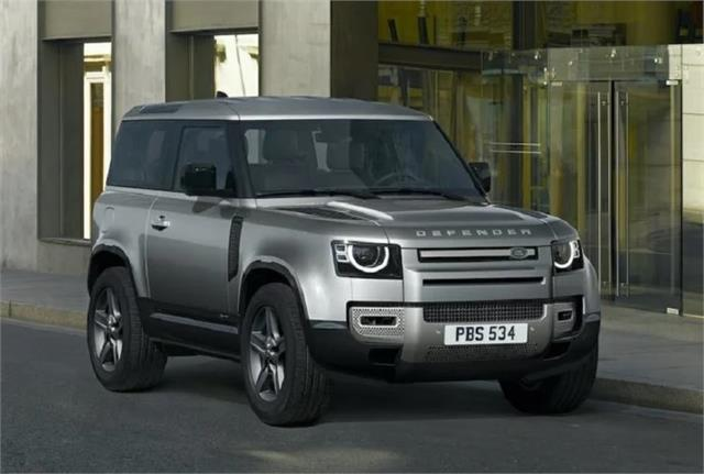 jaguar land rover defender 90 launched in india priced at rs 76 57 lakh