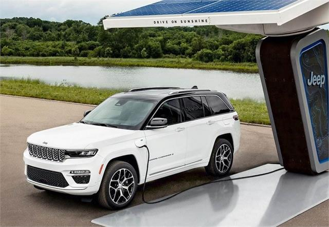 jeep grand cherokee 4xe first look