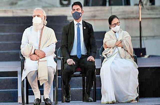 mamta banerjee will meet pm modi delhi is reaching on monday