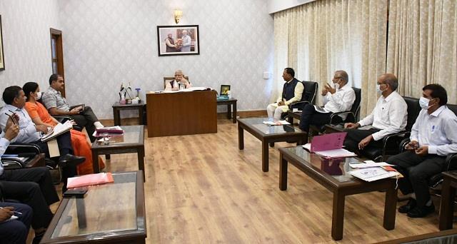 cm took a special meeting regarding rejuvenation of panipat