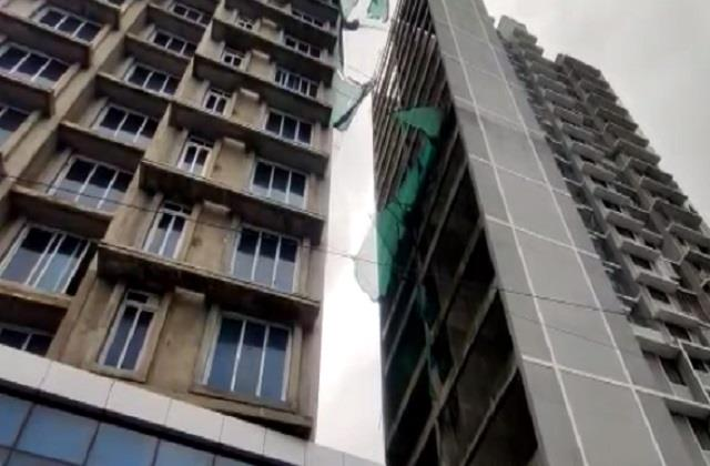 maharashtra 4 killed in lift collapse in under construction building