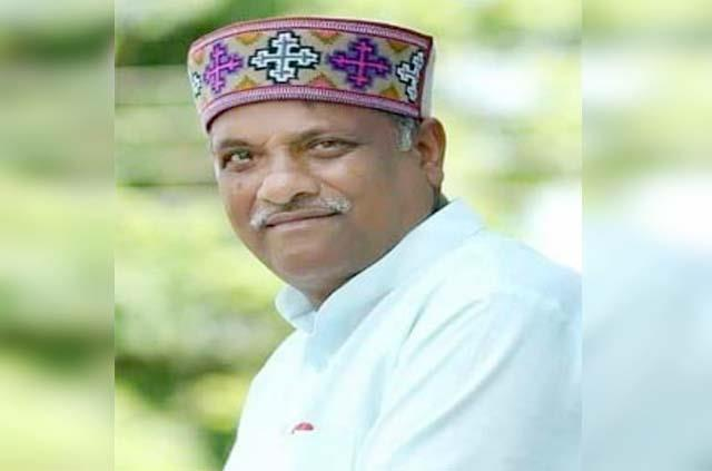 minister sukhram chaudhary became chairman of himachal hockey association