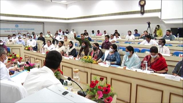 uproar in the general meeting of municipal corporation