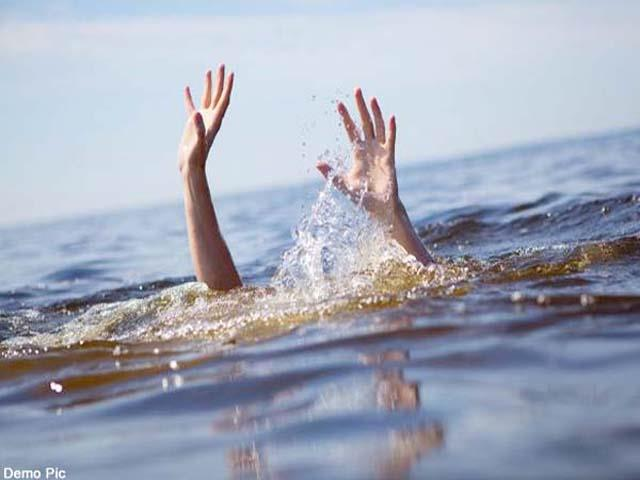 youth drown in ravine