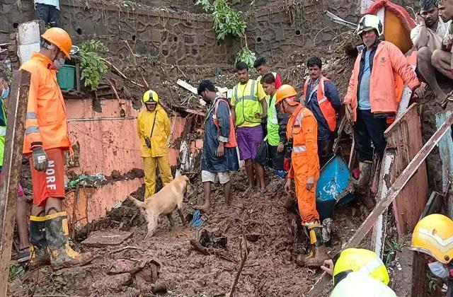 rain continues in maharashtra 129 people died in last 48 hours