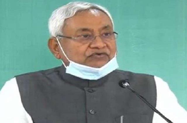 statement of nitish on caste census