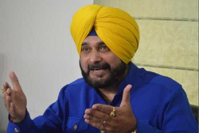 sidhu announces all promises made to dalits will be fulfilled
