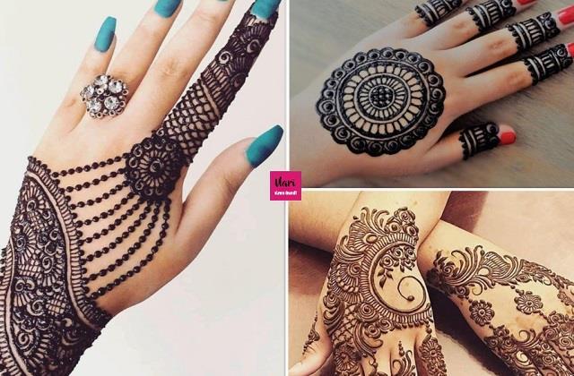 Hartalika Teej: हाथों में रचाने वाली हैं मेहंदी, ये Back Hand डिजाइन करें ट्राई