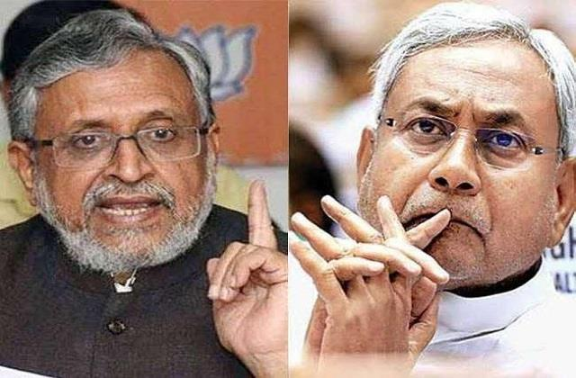 modi refused to comment on nitish pm material