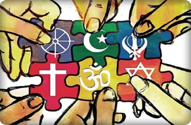 no one religion or religious group can destroy the other