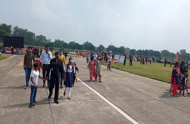 jalandhar aerobatic team surya kiran s planes show canceled