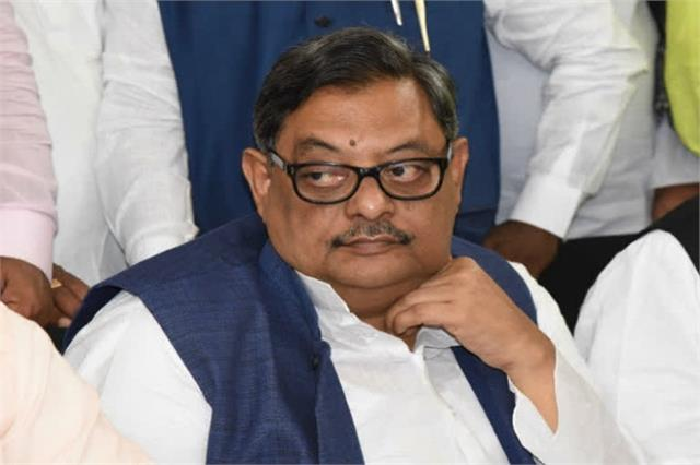 fixed deposit of rs 13 crore of rjd mp amarendra dhari singh seized