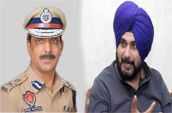 big news sidhu s advisor mustafa s biggest attack on captain ever