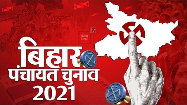 bihar panchayat election nomination process for first phase starts