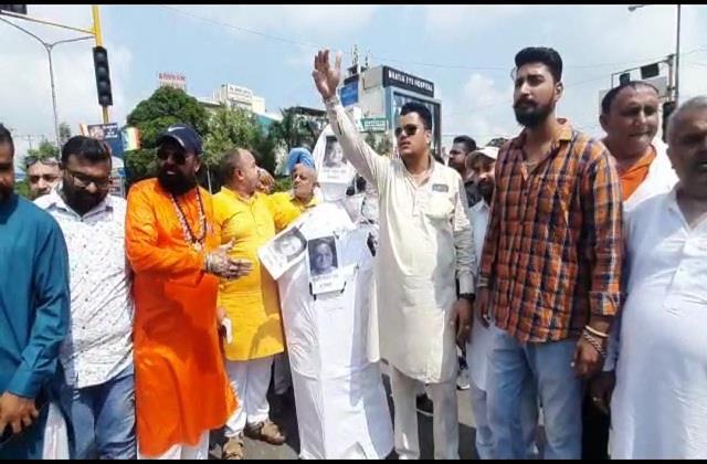 big problems for mp santokh shiv sena hind warned