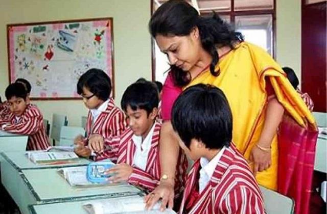 recruitment of more than 4000 teachers in odisha