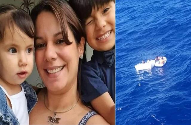 समुद्र में बच्चों के साथ 4 दिनों तक तैरती रही मां, Urine पीकर करवाती रही ब्रेस्टफीडिंग