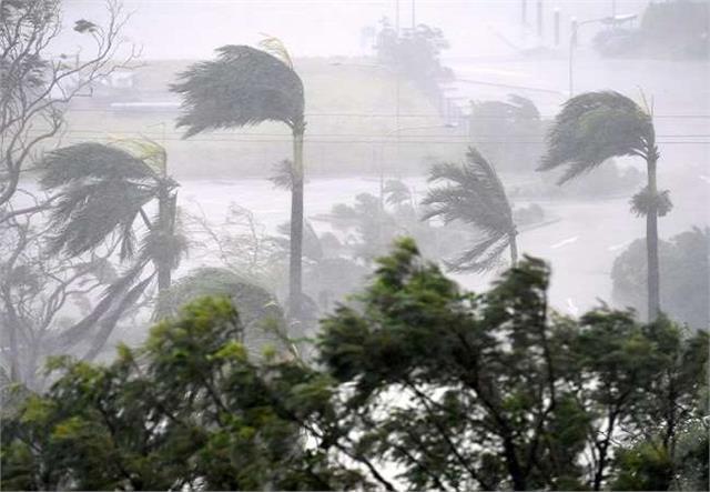 weather department issued alert in bihar