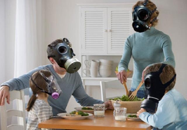 dangerous for indoor air pollution