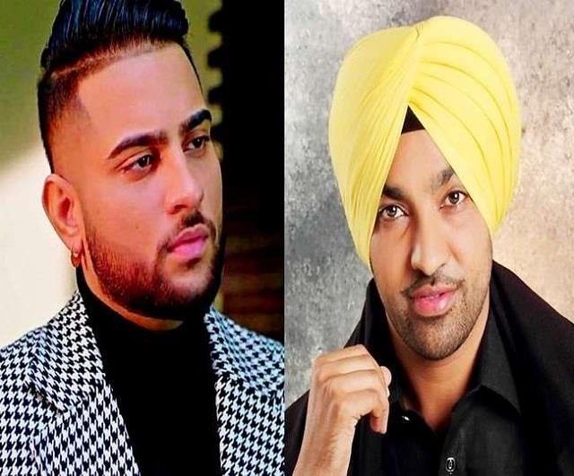 singer karan aujla and harjameet harman replied to the notice