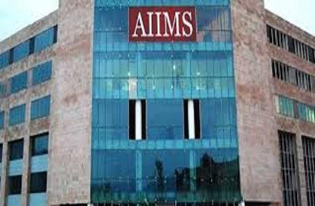 aiims rishikesh junior resident doctor commits suicide