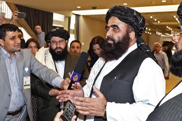 taliban call for lifting of sanctions against  islamic emirate