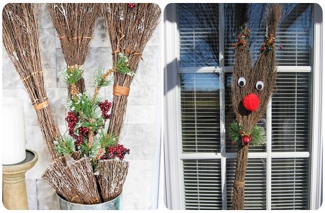 Decor Idea: बेकार पड़ी झाड़ू से यूं करें घर की सजावट