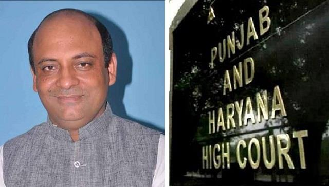 high court gave a big blow to head of haryana pharmacy council dhanesh adalkha