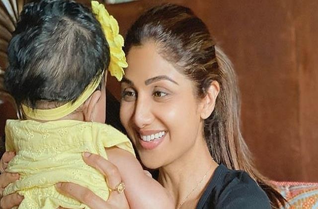 Daughter Day पर शिल्पा शेट्टी ने बेटी समीशा से किया एक वादा