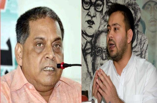 tejashwi surrounded by difficulties by distributing money to women