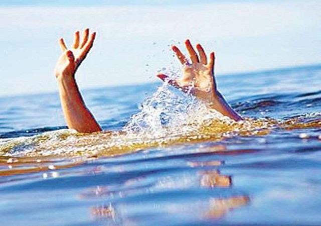 saran 68 year old man drowned in deep pond during defecation