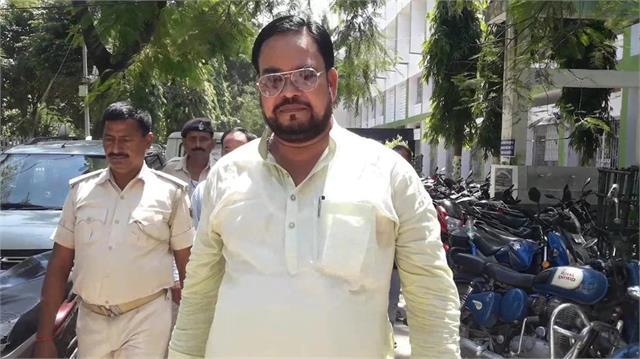court sentenced former jdu mla rambalak singh to 5 years imprisonment