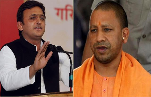 akhilesh said bjp should change the election symbol from  lotus  to  bulldozer