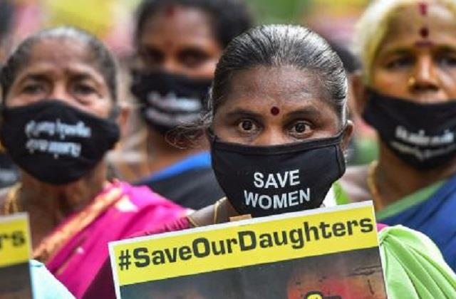 in 2020 77 cases of rape were registered daily