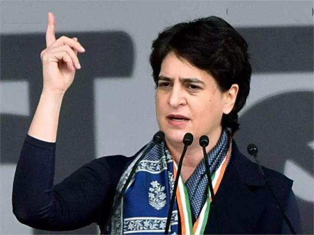 congress will contest up elections by making priyanka face of chief minister