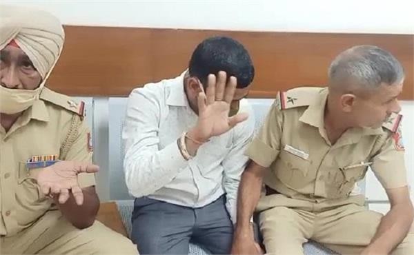 court sent accused of leaking files in vij office to judicial custody