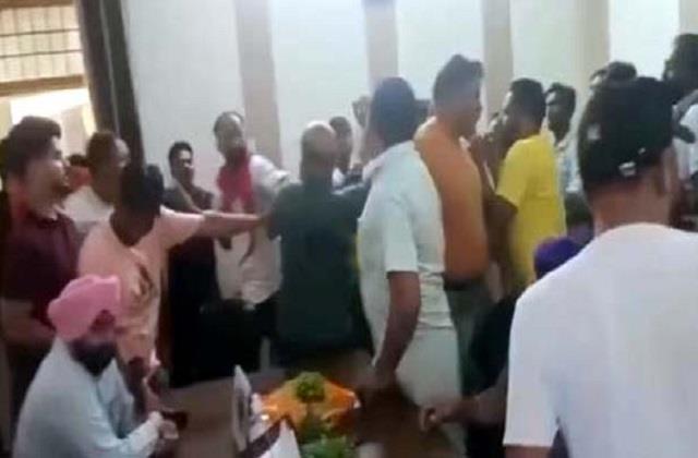 sanitation workers created ruckus in adampur municipal council